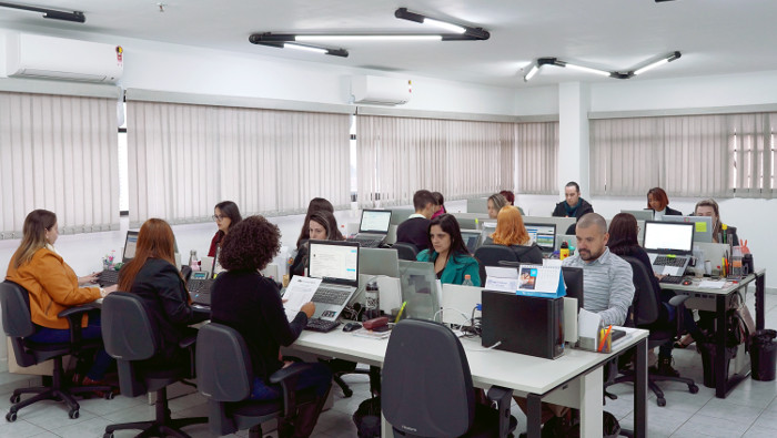 nosso time de funcionários da contabilidade online meu contador contabilidade